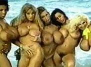 Geile Porno Schlampen mit riesigen Titten