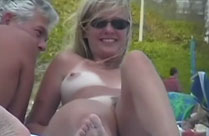 Auch reife Frauen sehen nackt geil aus