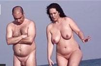 Nudisten heimlich gefilmt