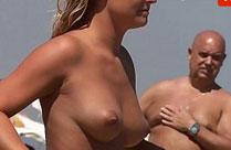 Braungebrannte Titten sind geil