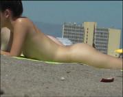 Nackte Frauen heimlich gefilmt