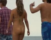Reife Nudisten heimlich gefilmt