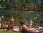 Nudisten Camp in den 70ern