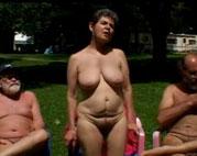 Nudisten Treff der geilen Rentner