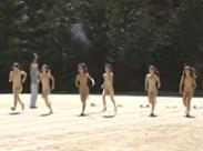 Sport Unterricht auf japanisch