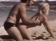 Vintage Strand Porno aus den 70ern